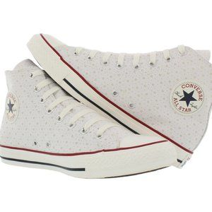 Converse CTAS Hi Sneakers with Star Cut-out US: 10